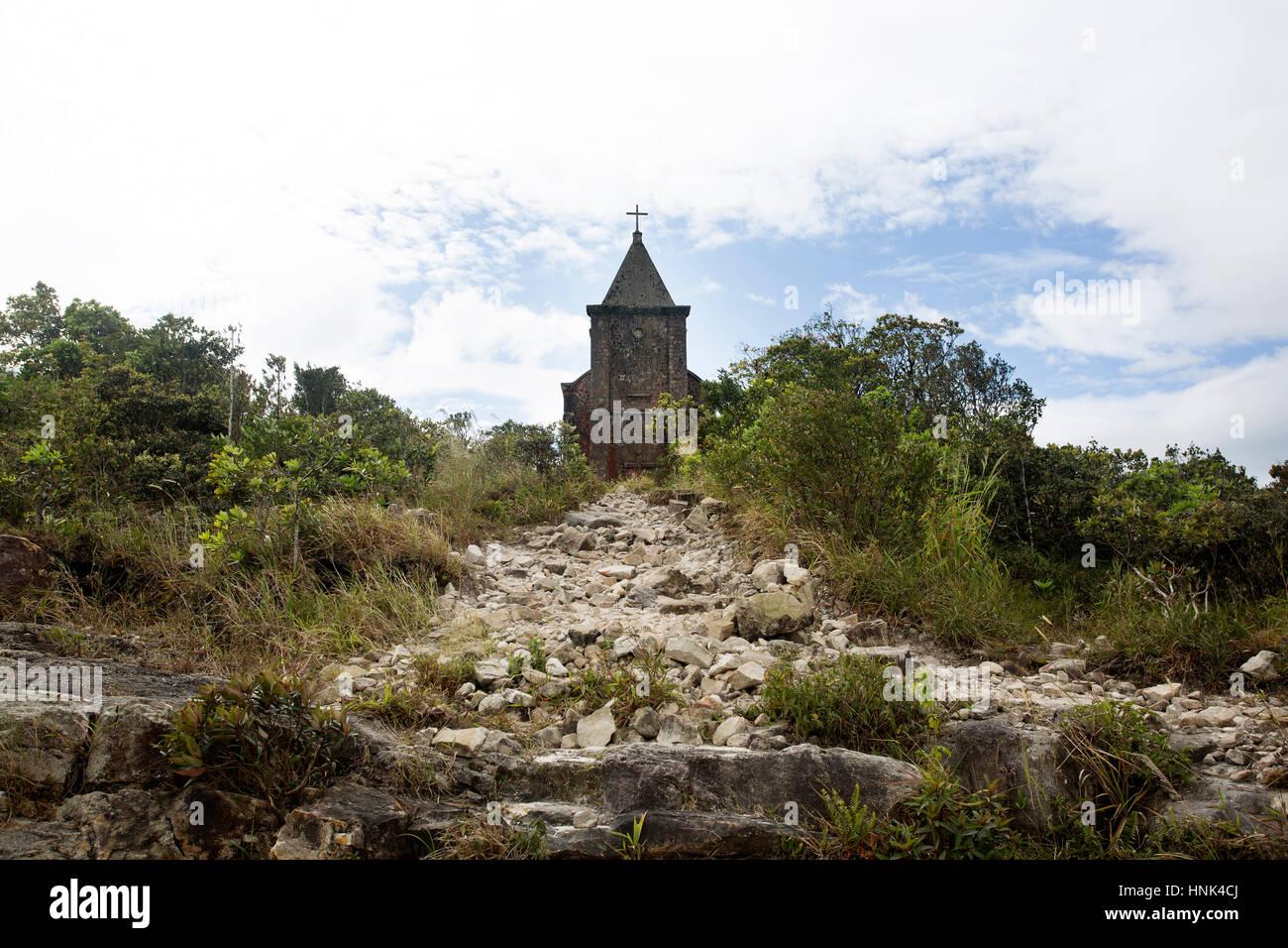 Kampot Kambodscha Stockbild