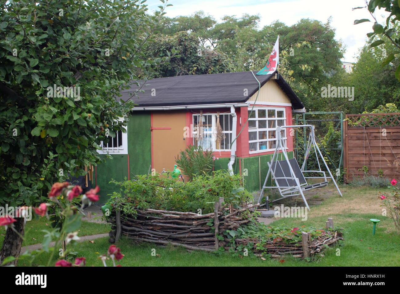 wochenendhaus stockfotos wochenendhaus bilder alamy. Black Bedroom Furniture Sets. Home Design Ideas