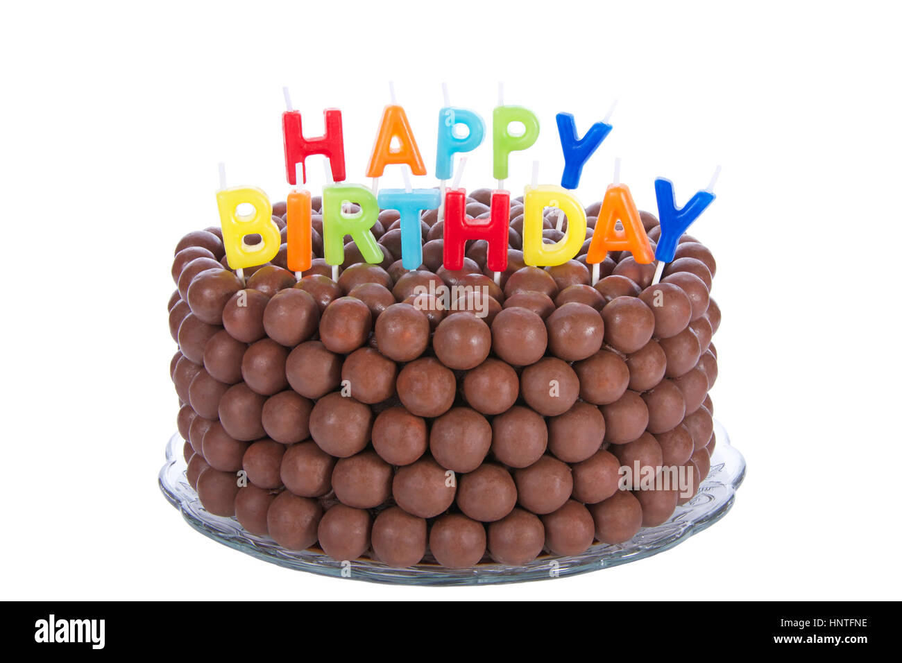 Fantastische Schokolade Kuchen Mit Sussigkeiten Malz Kugeln Mit