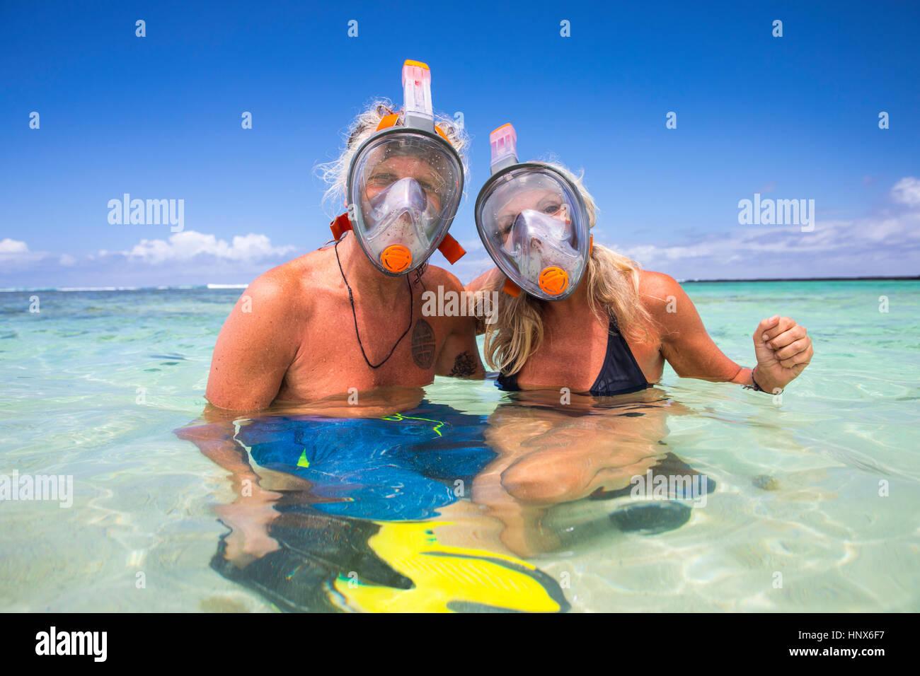Mauritius schnorcheln Hotels in