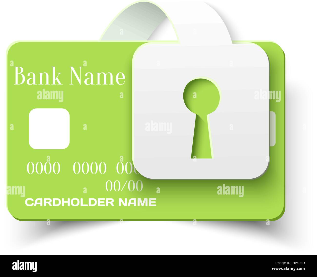 Secure Payment Icon Flat Design Stockfotos & Secure Payment Icon ...