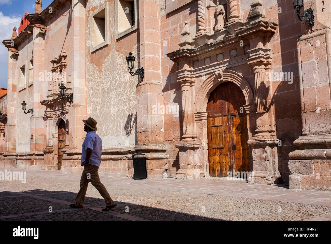 """Rinconada de Capuchinos´, Lagos de Moreno, Jalisco, Mexiko Stockbild"