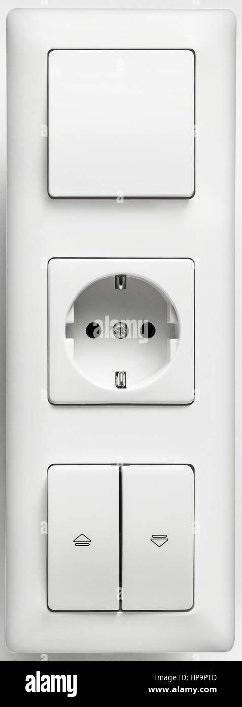 Großartig Hinzufügen Einer Steckdose Von Einem Lichtschalter ...