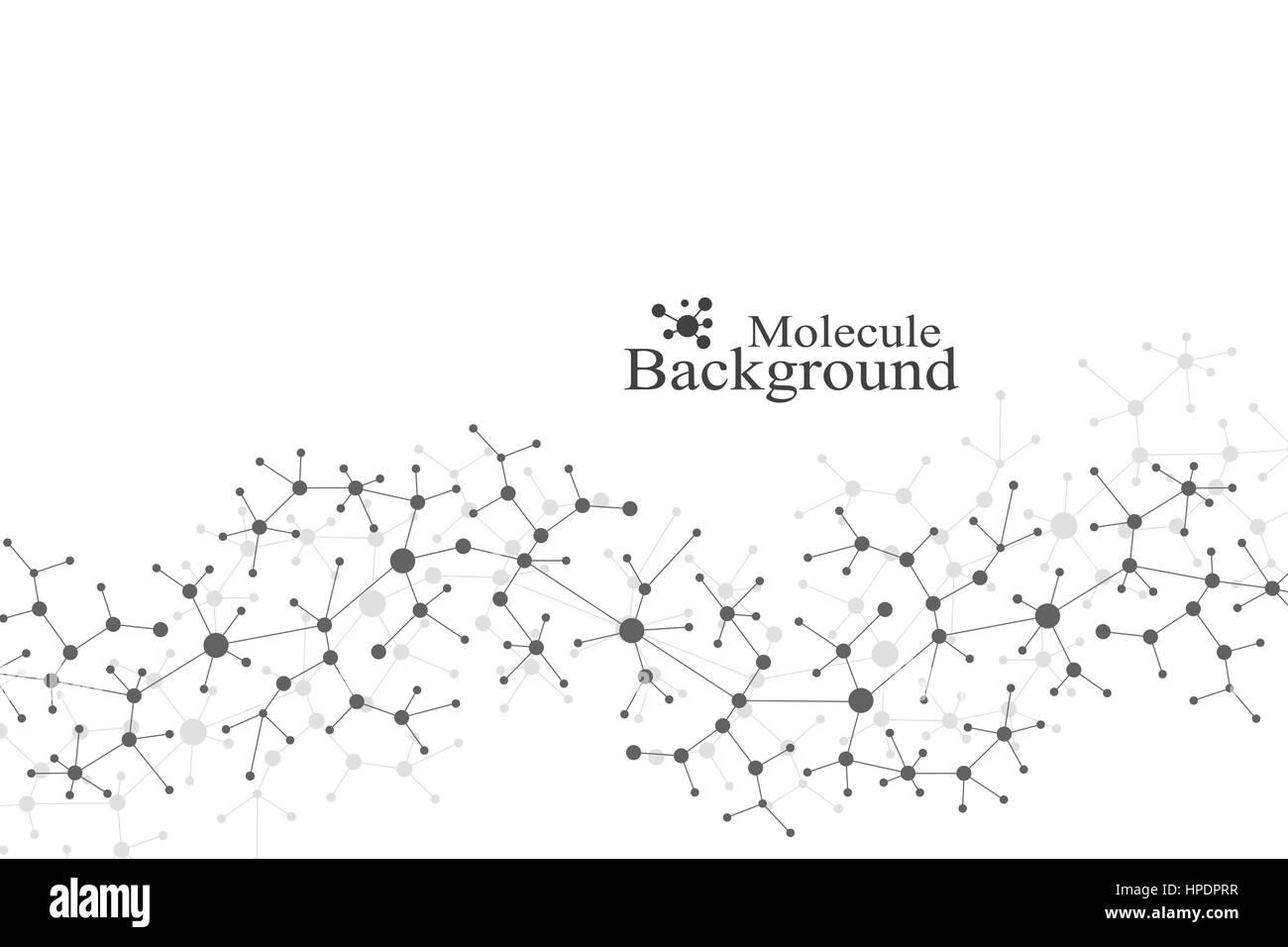 wissenschaftliche chemie muster struktur molekl dna forschung als konzept wissenschaft und technik hintergrund kommunikation - Konzept Muster