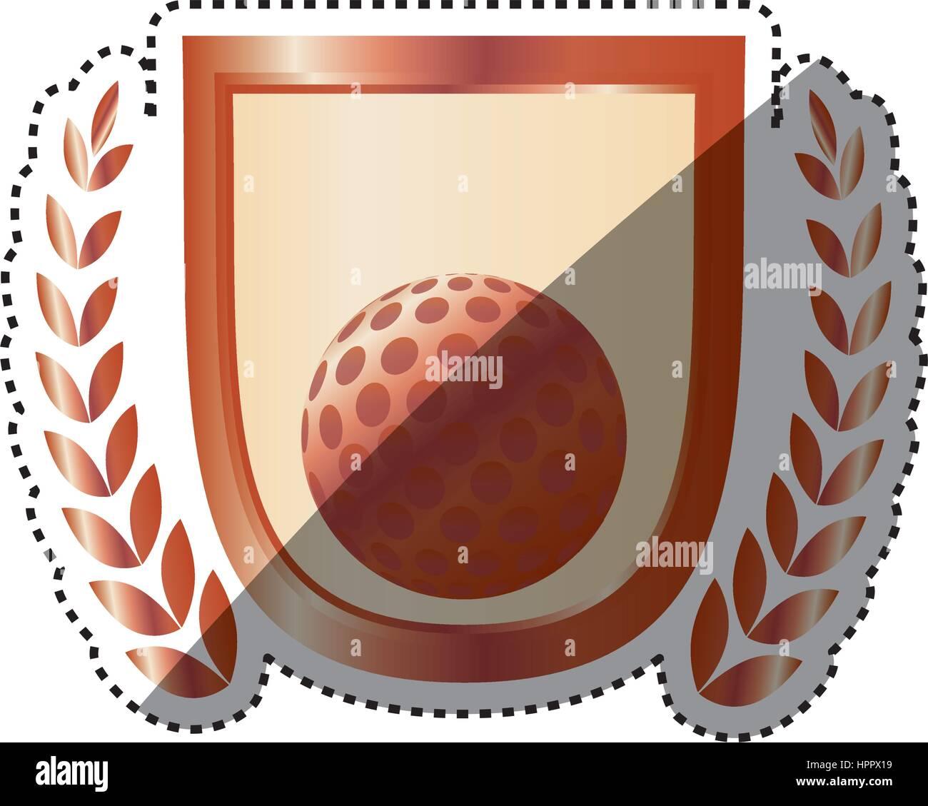 Wreath Shield Stockfotos & Wreath Shield Bilder - Alamy