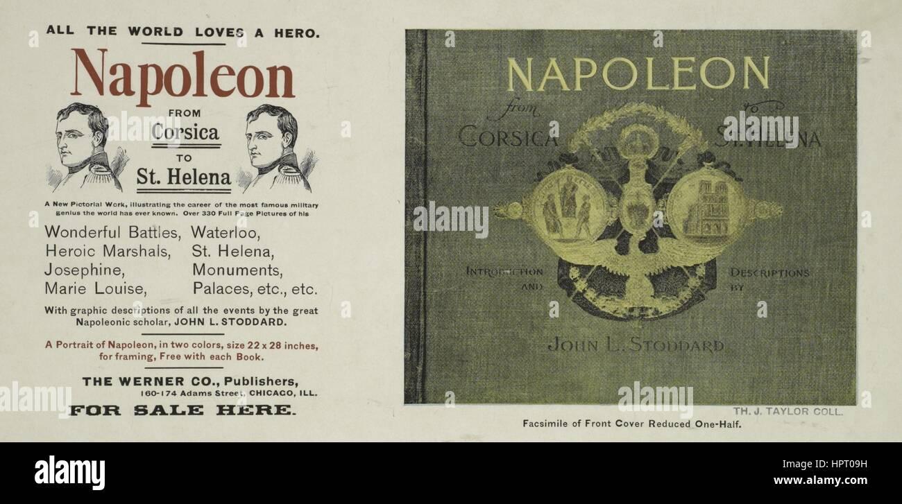 Poster Napoleon Stockfotos & Poster Napoleon Bilder - Alamy