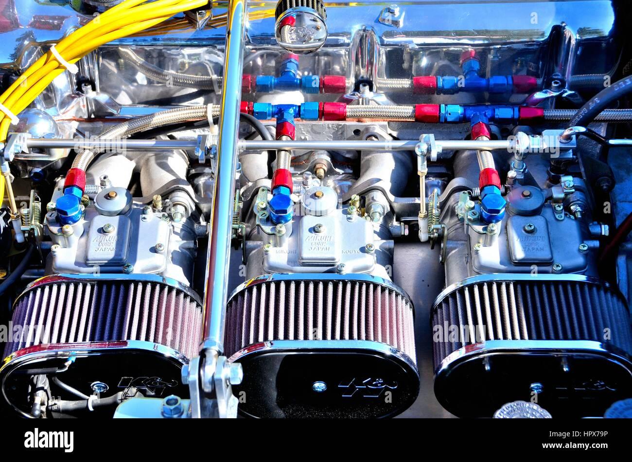 Atemberaubend Teile Des Motors Im Auto Zeitgenössisch - Elektrische ...