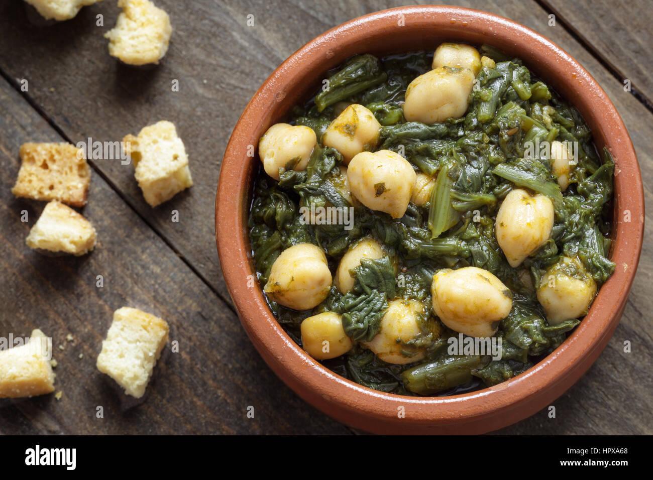 spanischer spinat