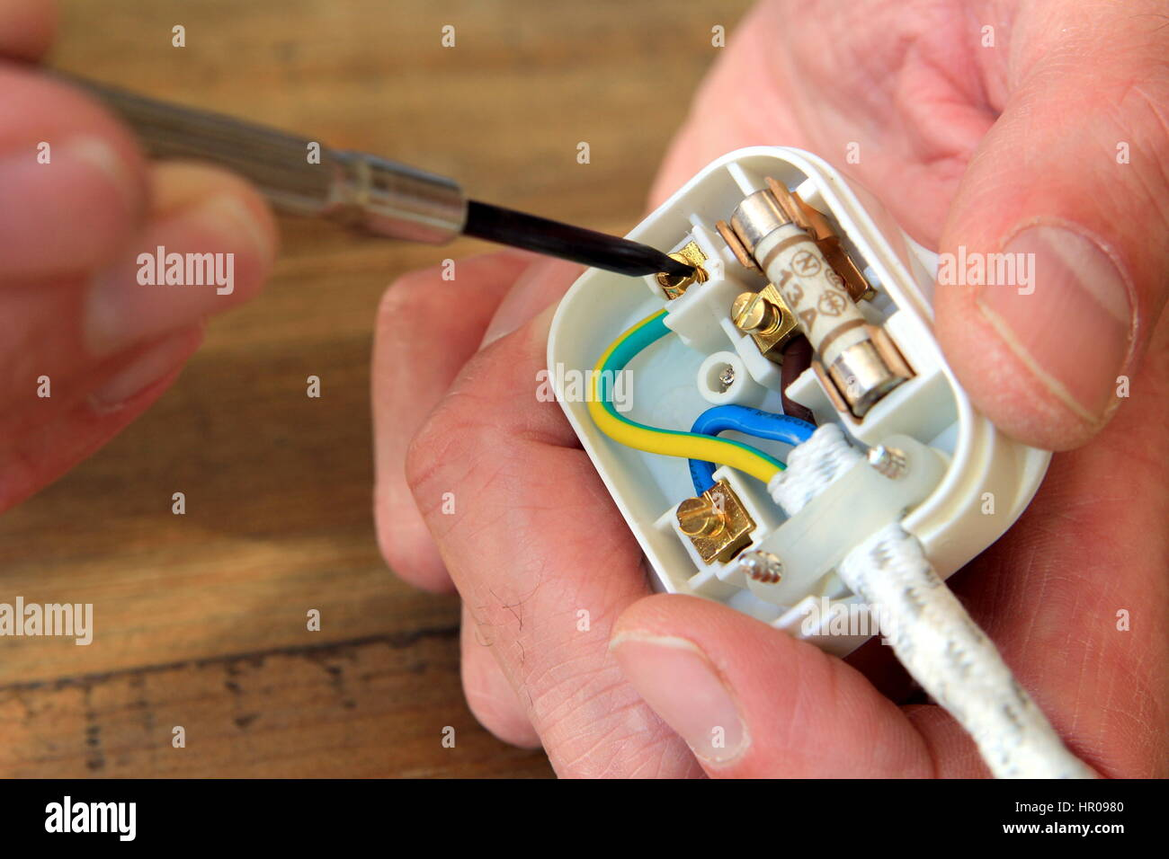 Rewiring Stockfotos & Rewiring Bilder - Alamy