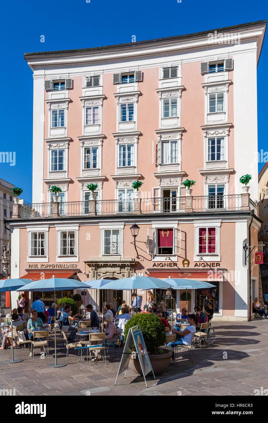 Hotel Goldgasse Salzburg Osterreich