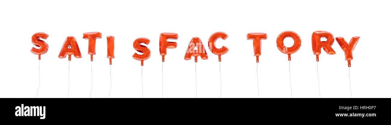 Satisfactory Stockfotos & Satisfactory Bilder - Alamy