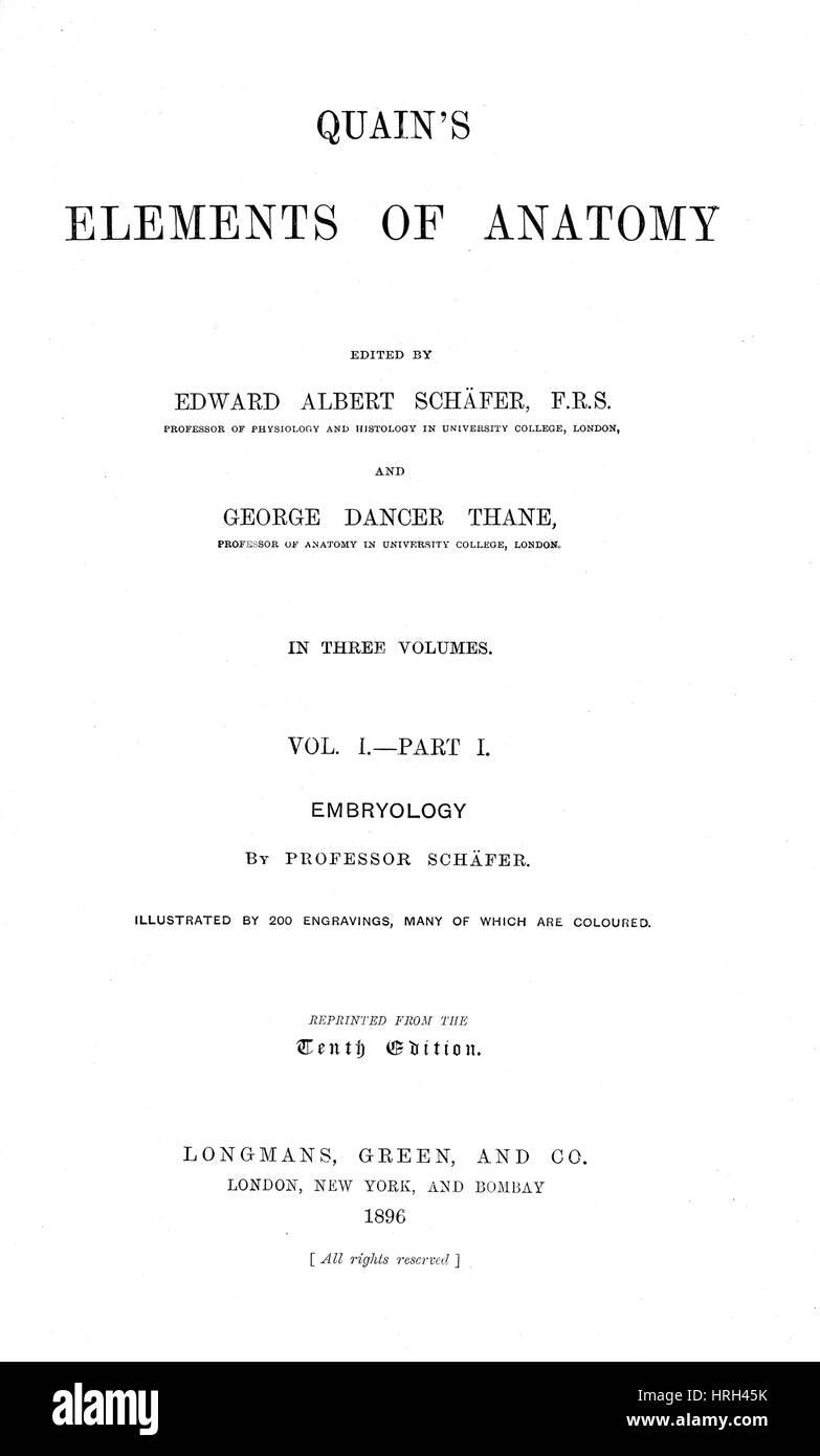 Title Page 19th Century Stockfotos & Title Page 19th Century Bilder ...