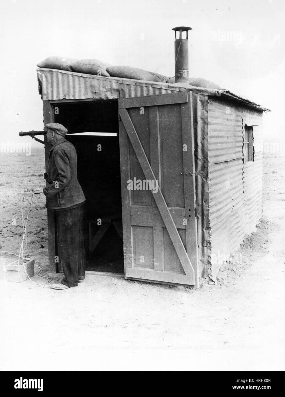 Robert Goddard, US-amerikanischer Wissenschaftler Stockfoto
