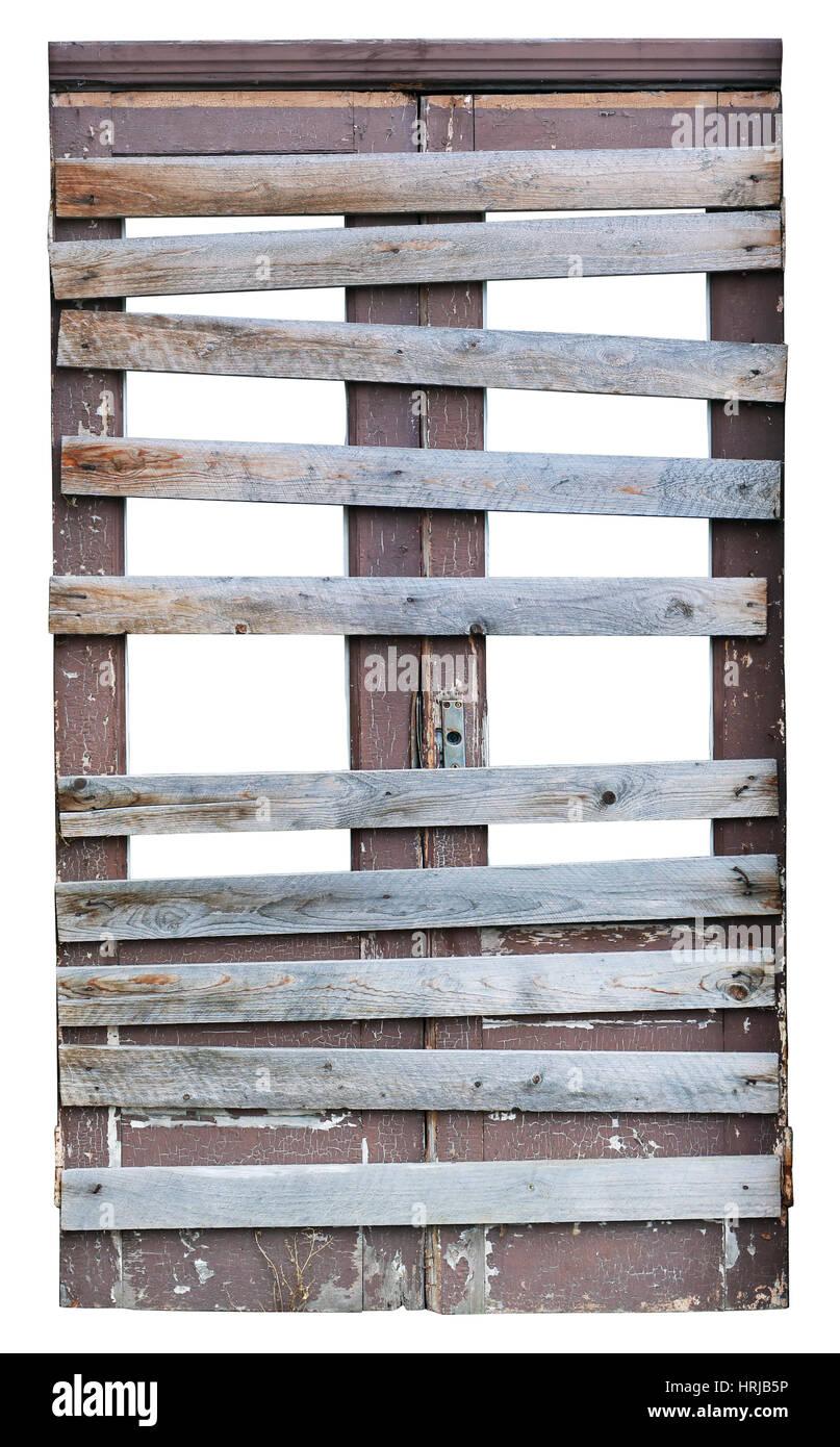 Broken Panel Door Stockfotos & Broken Panel Door Bilder - Alamy