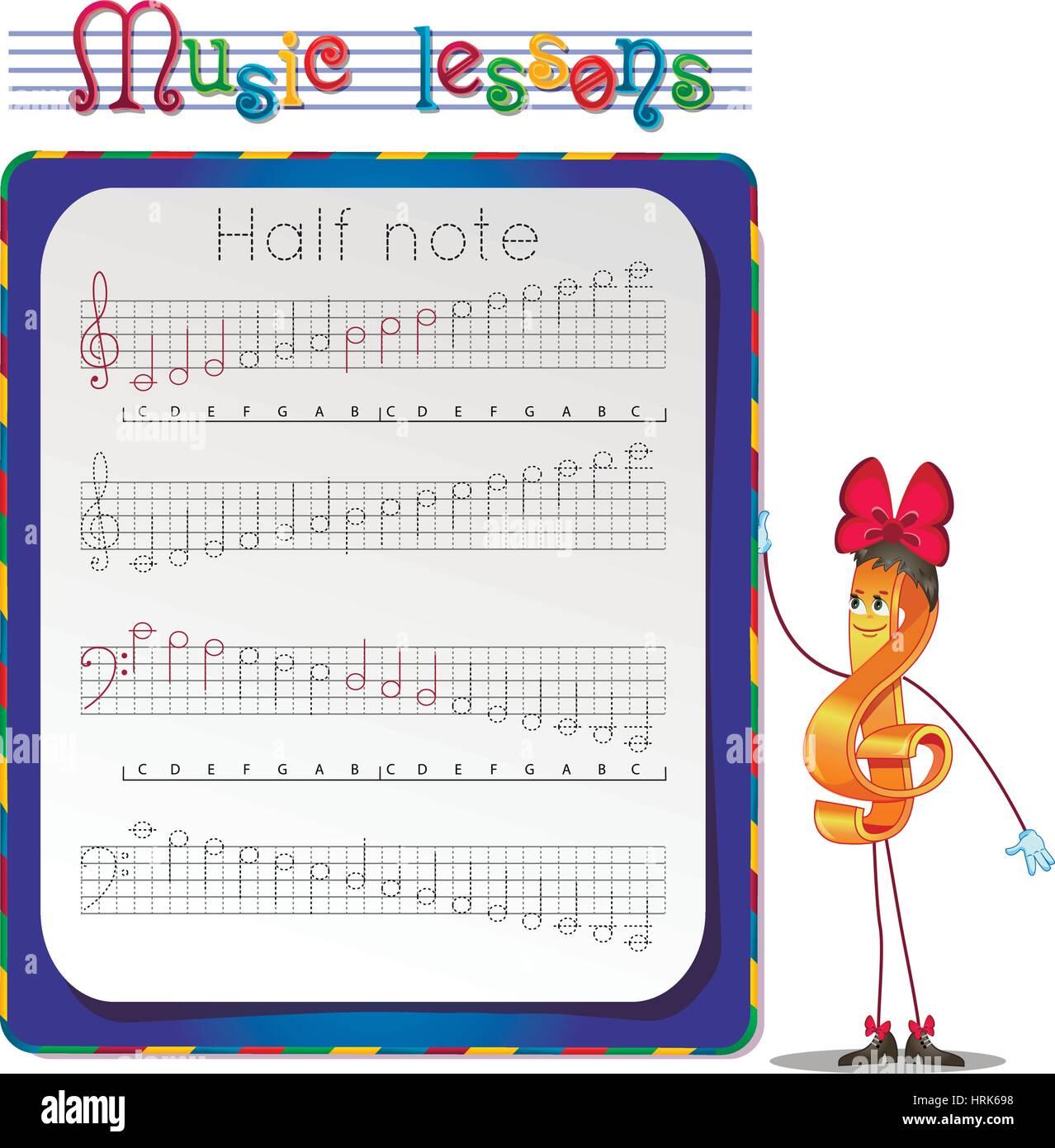 Sketch Music Note Stockfotos & Sketch Music Note Bilder - Seite 3 ...