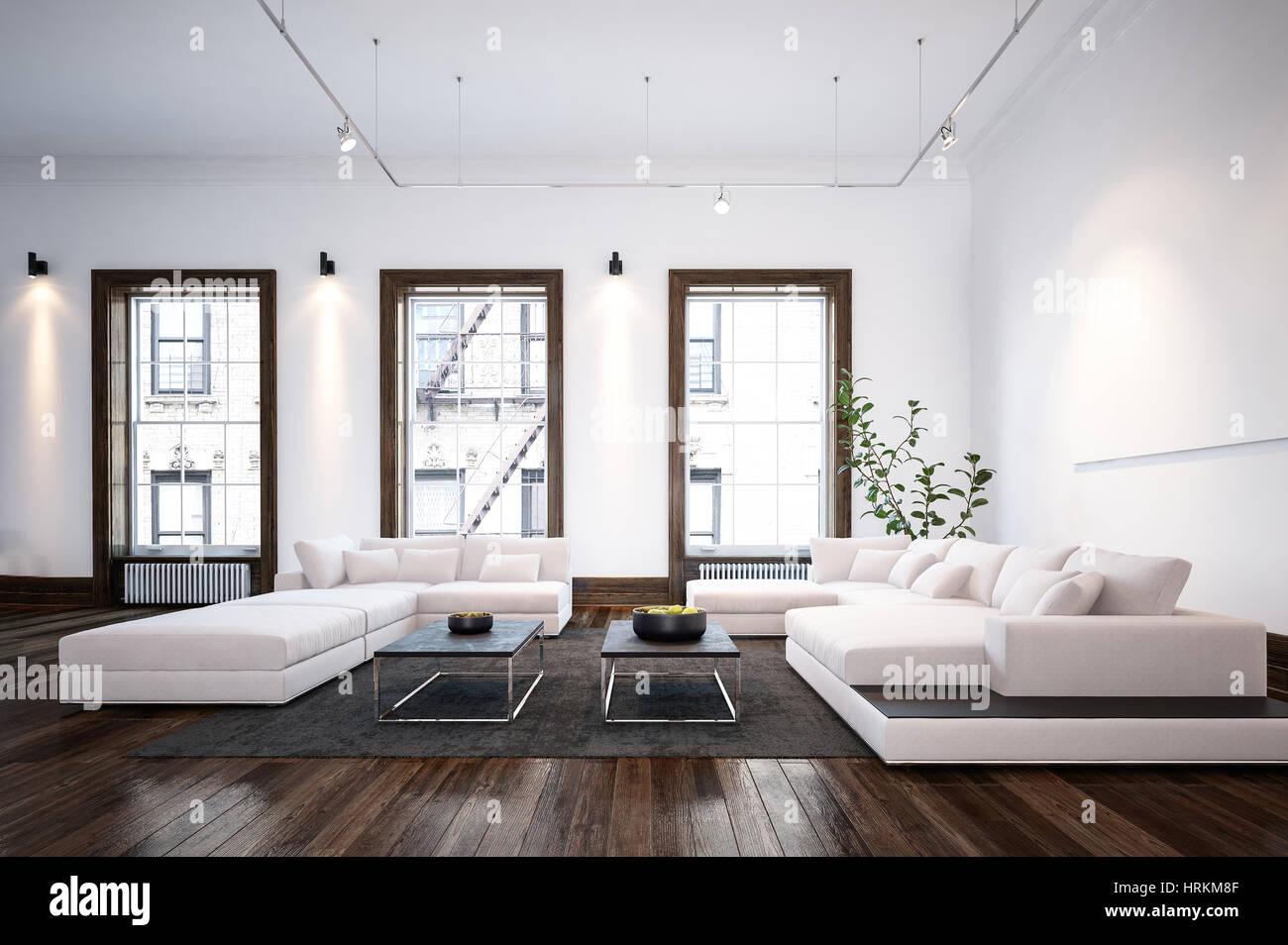 marmor kuche mit beton wand minimalistisch design, moderne minimalistische designer wohnzimmer einrichtung mit, Design ideen