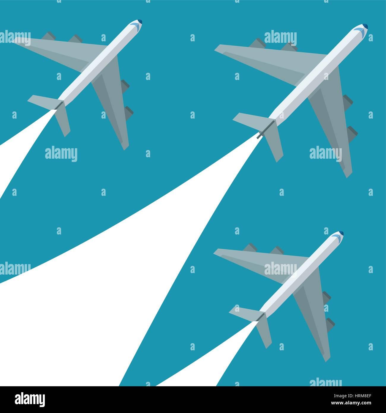 Ziemlich Leere Flugzeug Ticketvorlage Zeitgenössisch ...