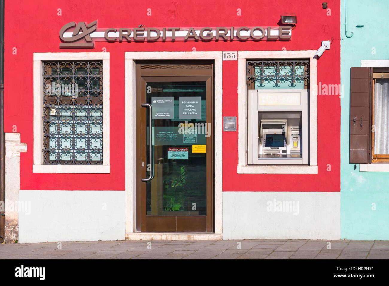 Bankomat Venedig