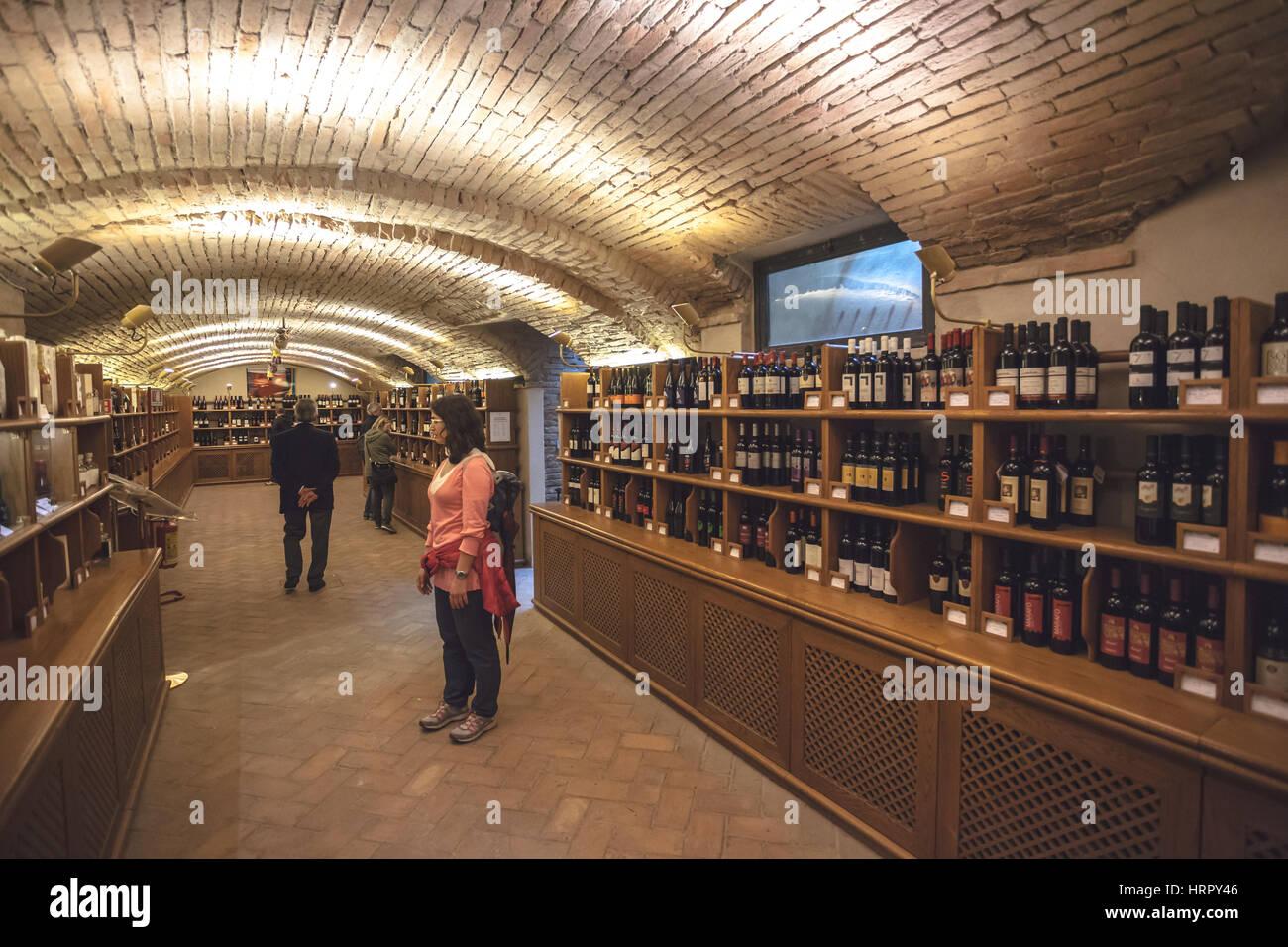 Dozza Italy Stockfotos & Dozza Italy Bilder - Alamy