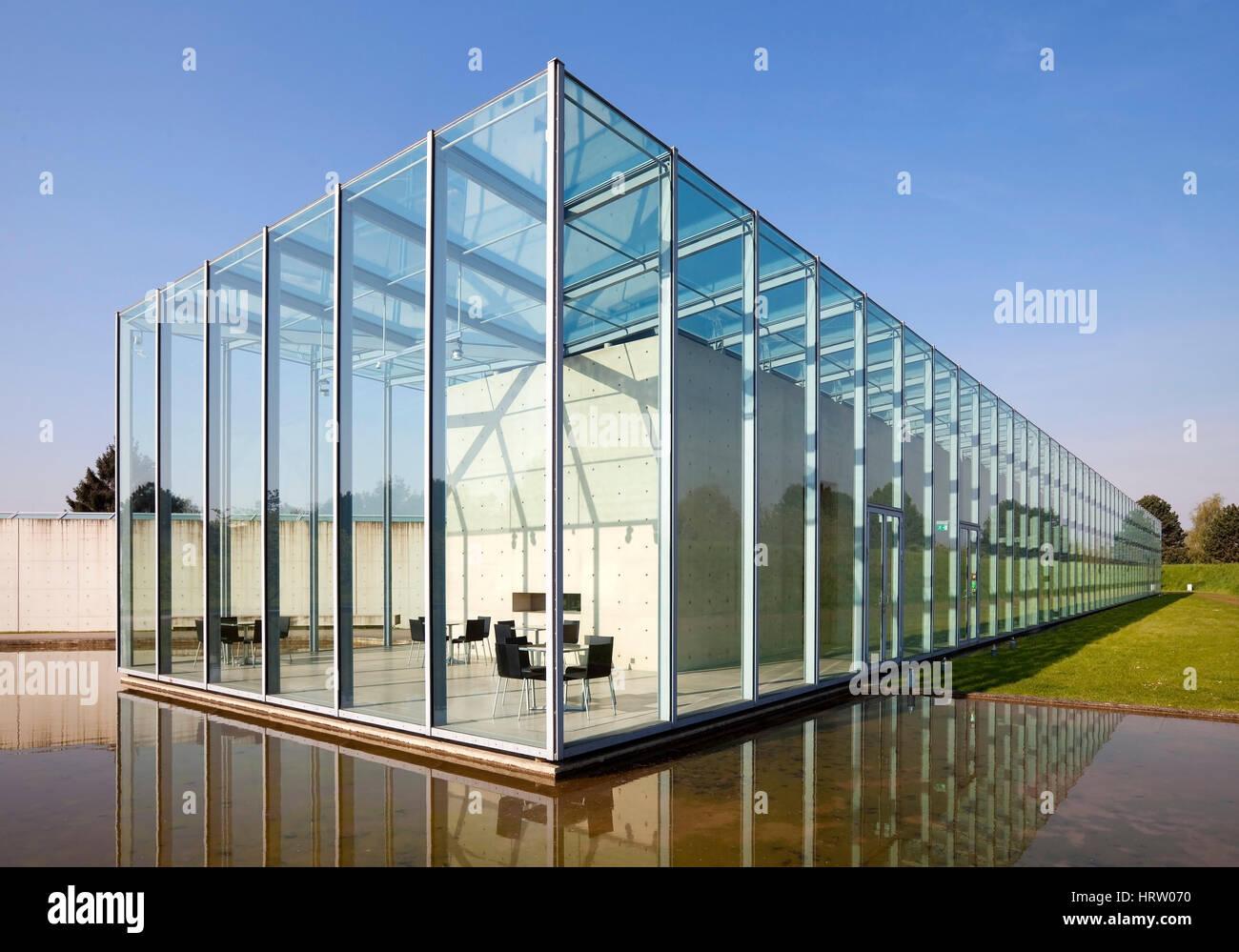 Museum Fur Kunst Und Langen Foundation Architekt Tadao Ando Neuss