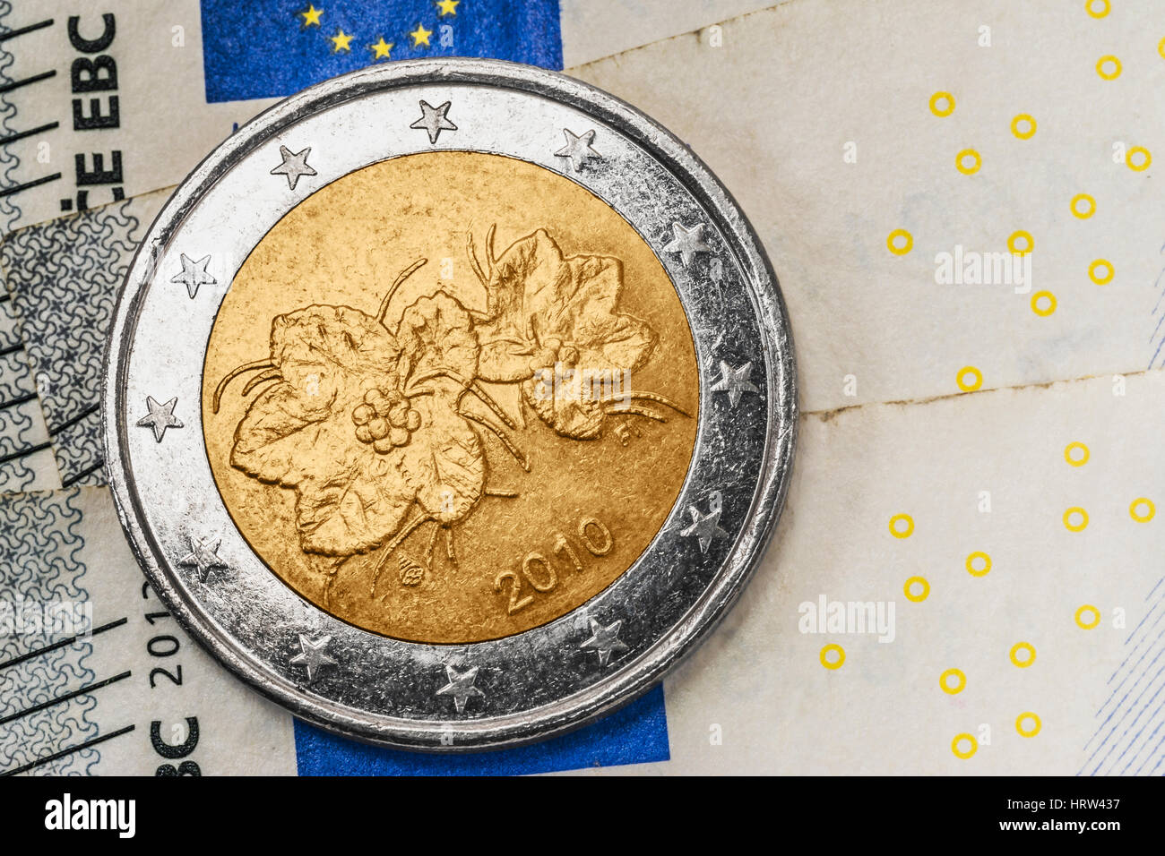 2 Euro Coin Stockfotos 2 Euro Coin Bilder Alamy