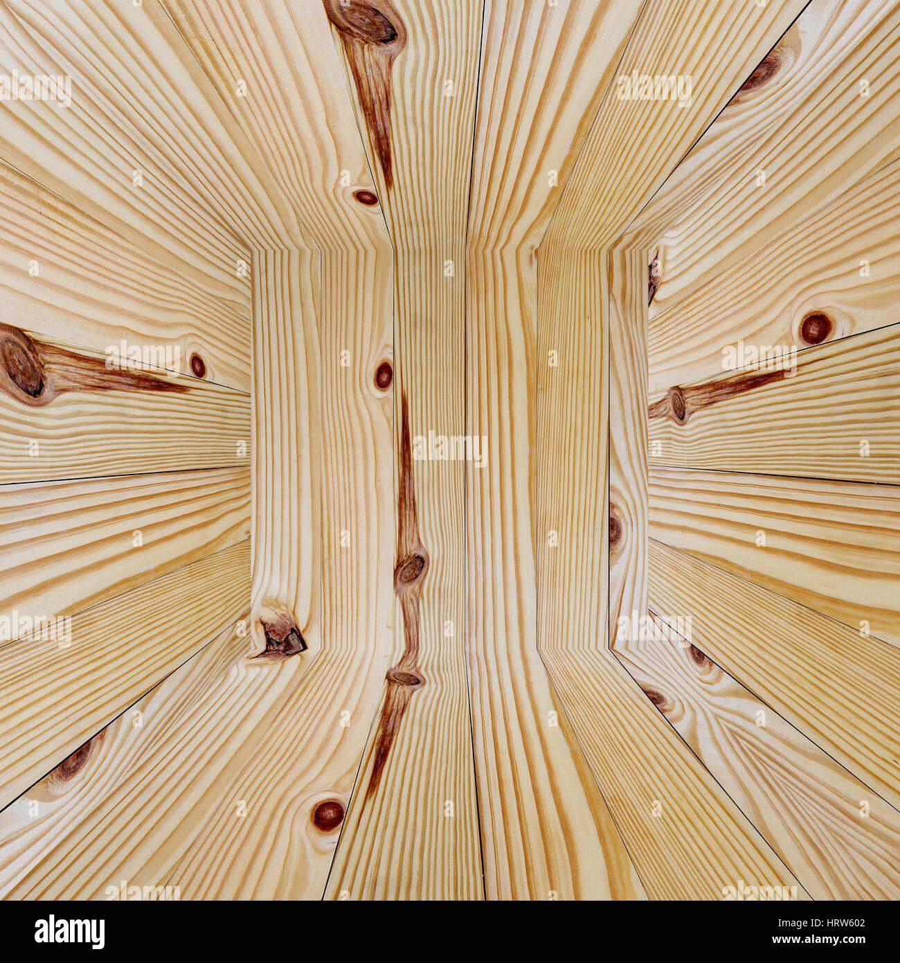 Aus Holz Textur - eignet sich für Anzeige oder montage Stockbild