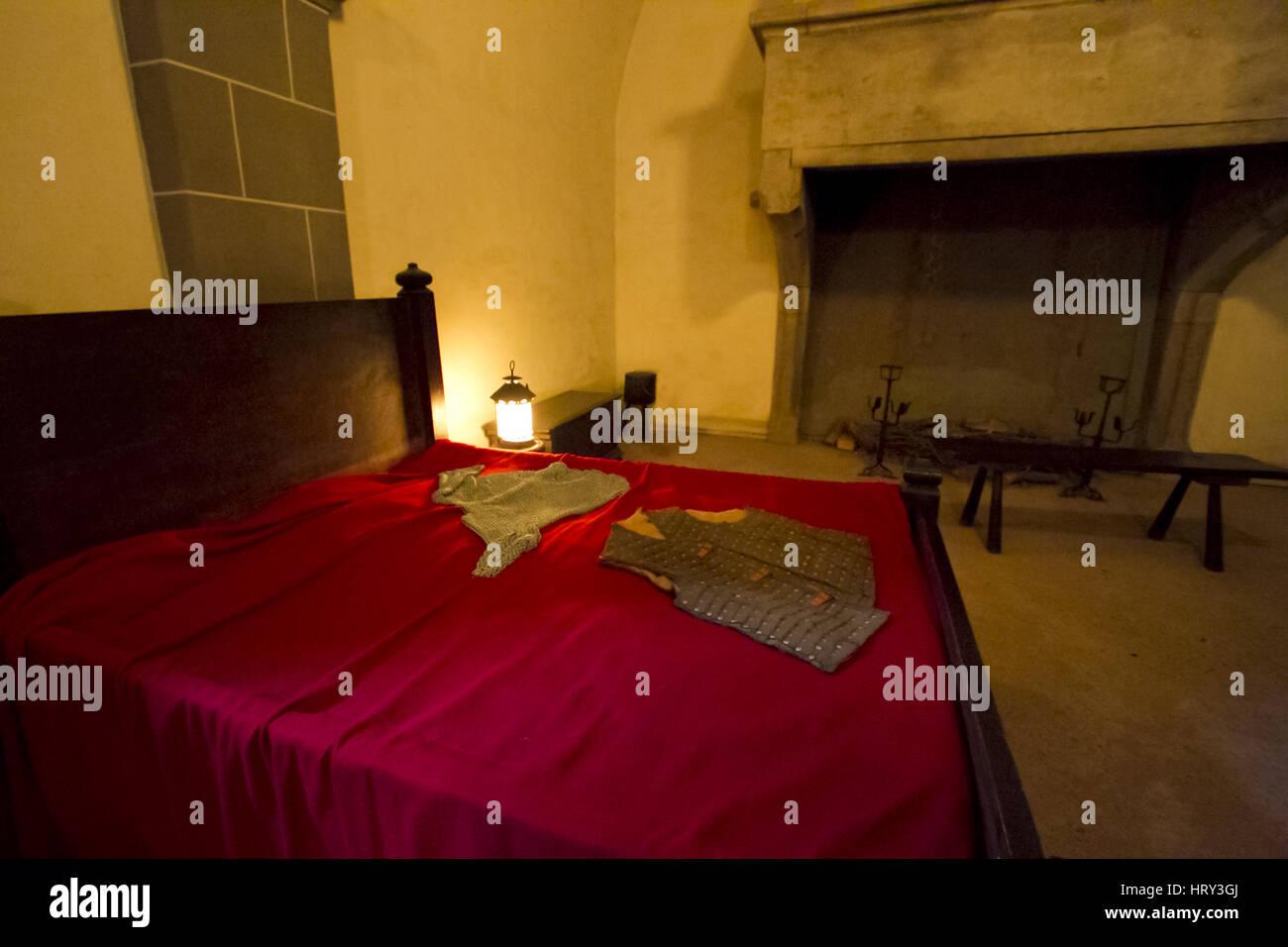 Camere Da Letto Medievali : Camera da letto militare medievale mittelalterliche