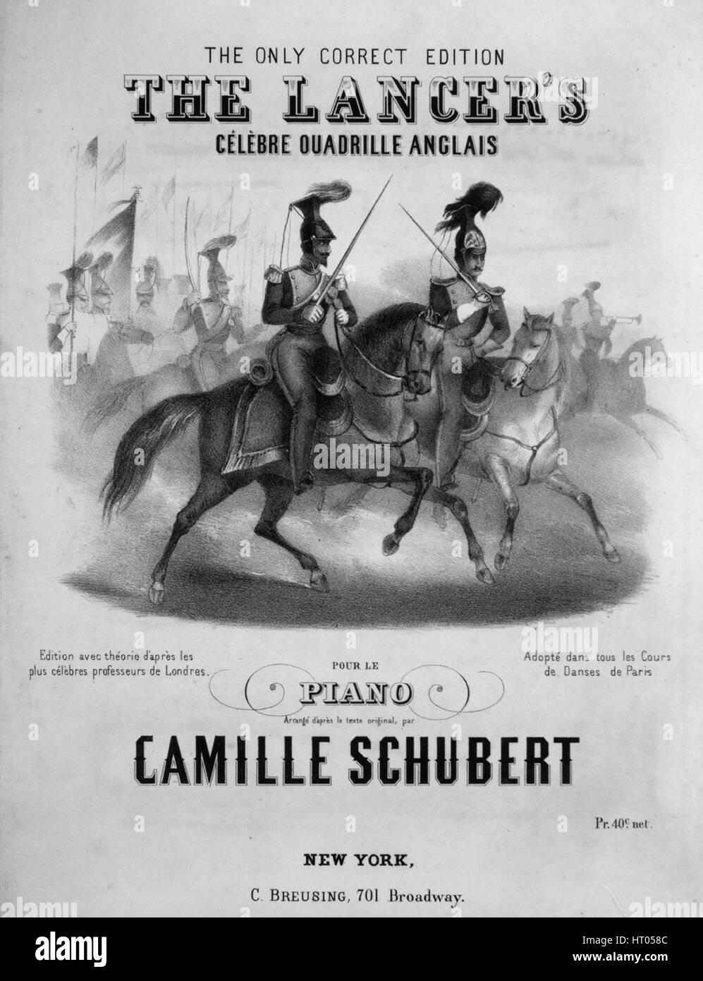 Schubert And Piano Stockfotos & Schubert And Piano Bilder - Alamy