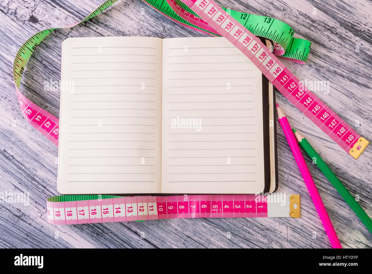 Gesunder Lifestyle Konzept Ernahrung Zeitschrift In Der Nahe Von