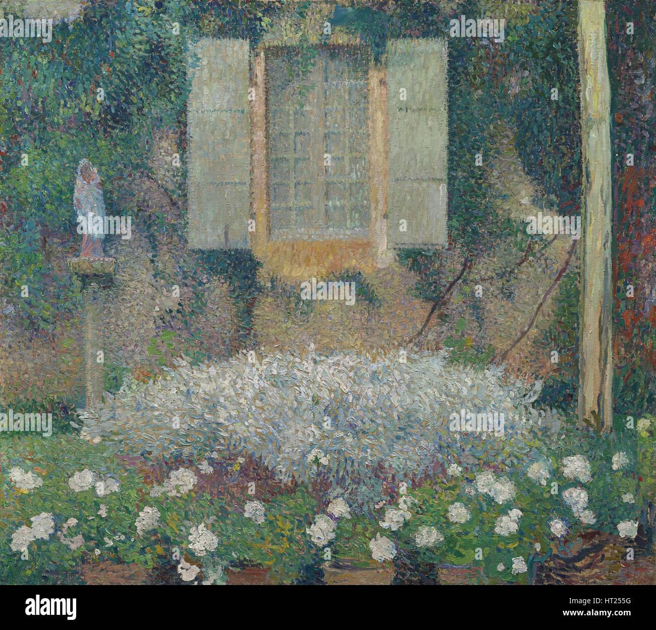 Fenster von der k che im garten am marquayrol um 1916 - Fenster in der kuche ...