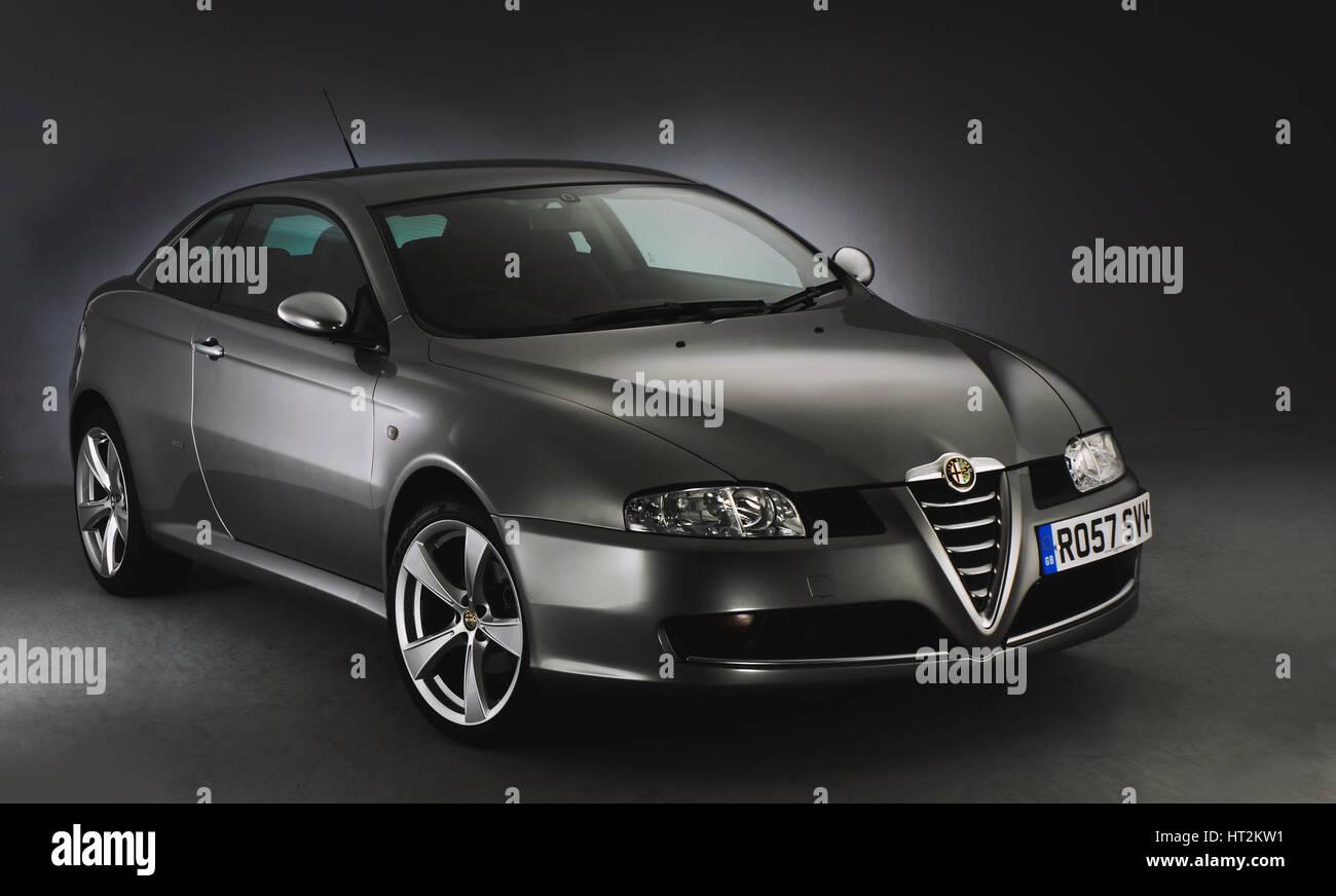 2007 Alfa Romeo gt Artist: unbekannt. Stockbild
