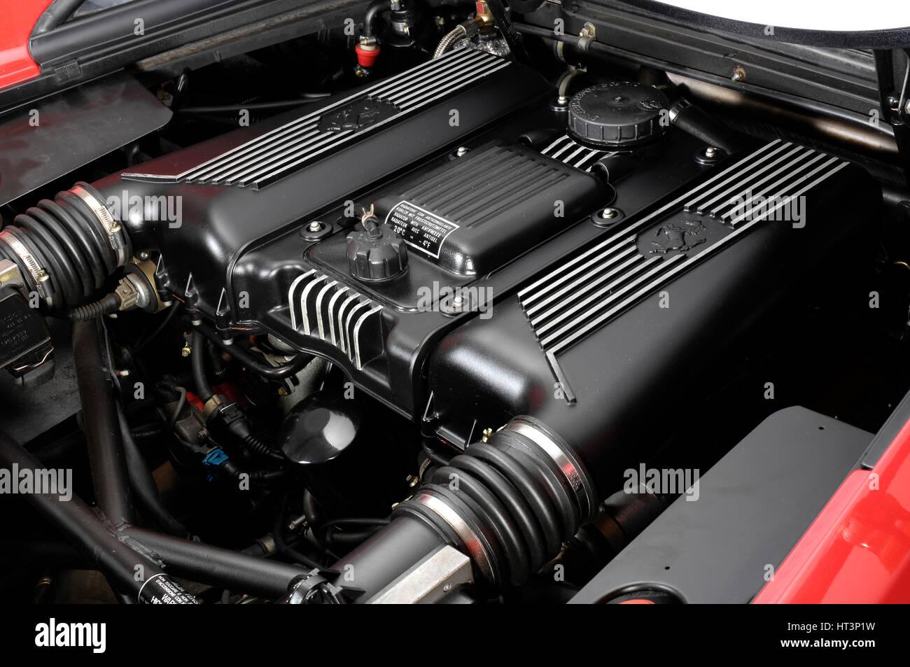 Ferrari F355 Motor Stockfotos Und Bilder Kaufen Alamy