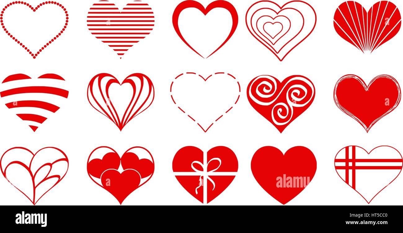 Ungewöhnlich Valentine Herz Zu Färben Ideen - Malvorlagen Ideen ...