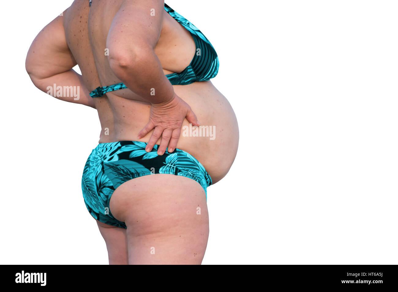 Frauen und dicke