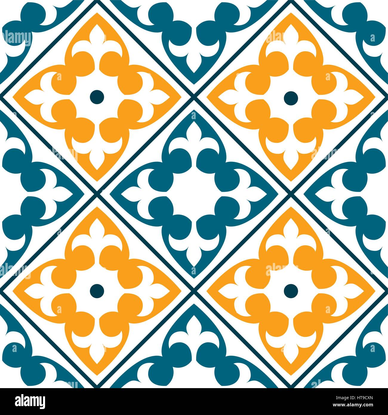 spanische fliese muster portugiesische oder marokkanische. Black Bedroom Furniture Sets. Home Design Ideas