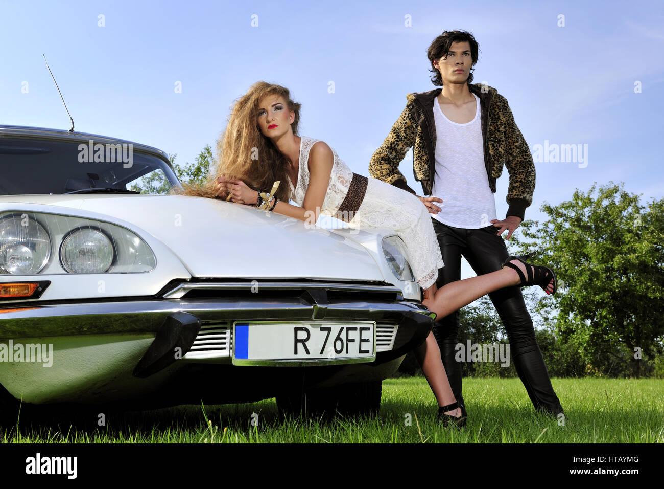 Auch Ihr Auto kann flirten