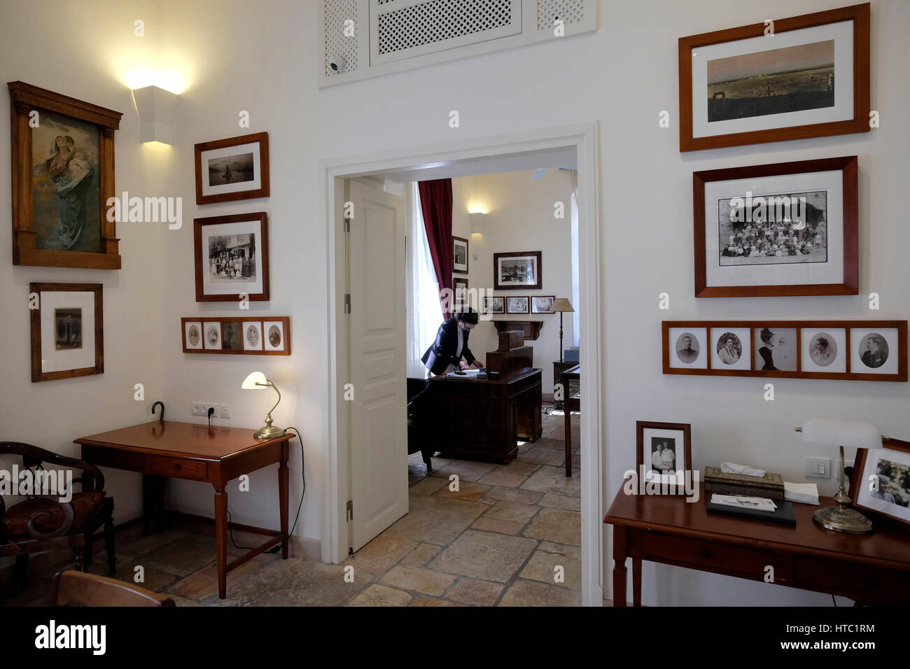 Archive room stockfotos archive room bilder alamy for Guesthouse anfang