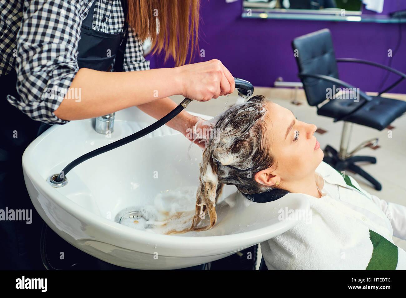 Haarschnitt Stuhl, Friseurstuhl WohltäTig Mode Friseur Stuhl