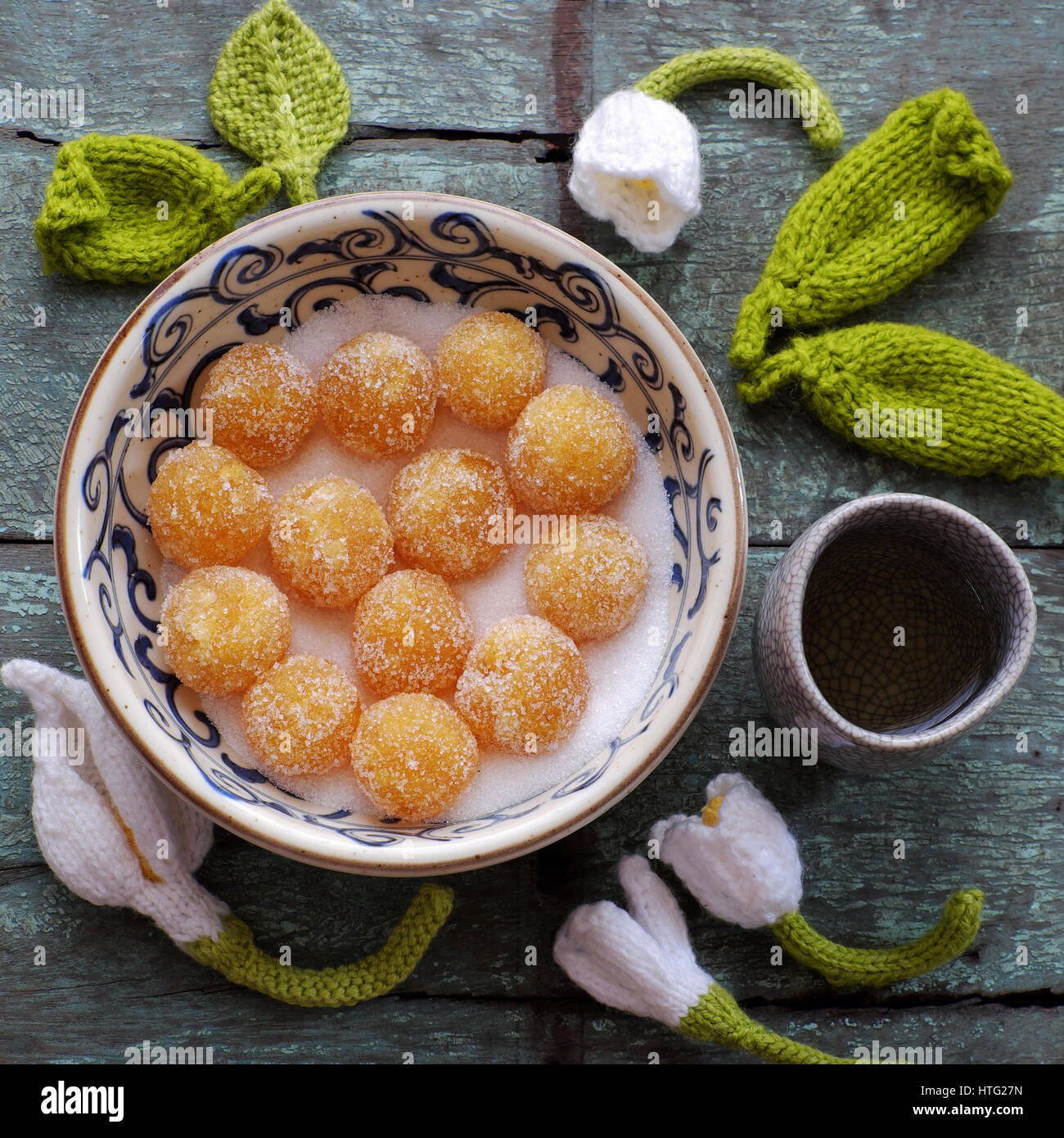 Vietnamesische s e speisen f r tet holiday home ananas - Thermobehalter fur speisen ...