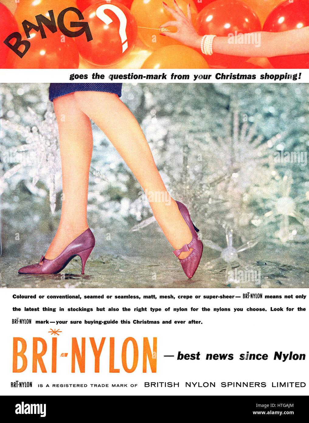 Britische Nylons