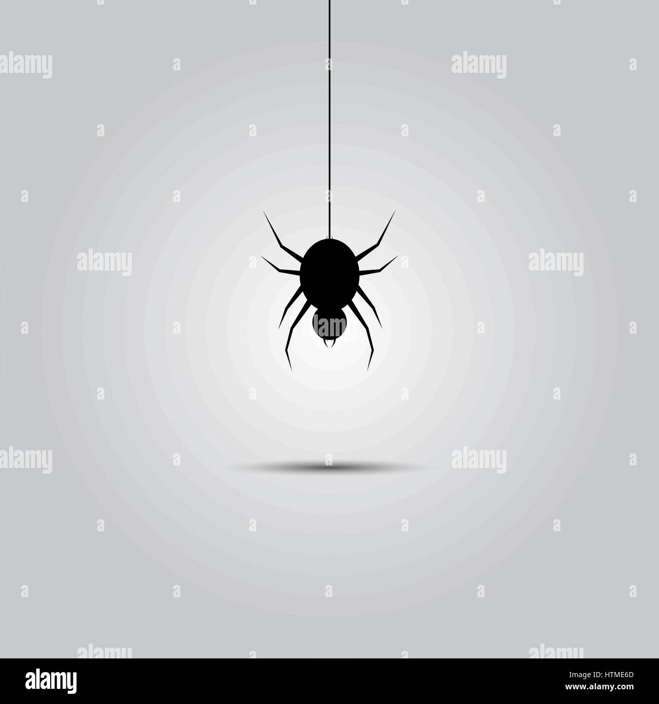 Flat Spider Stockfotos & Flat Spider Bilder - Alamy