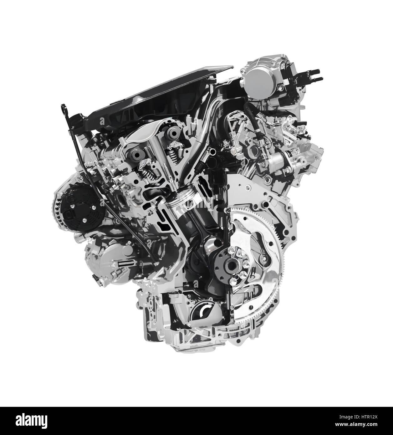 Showing Engine Detail Stockfotos & Showing Engine Detail Bilder - Alamy