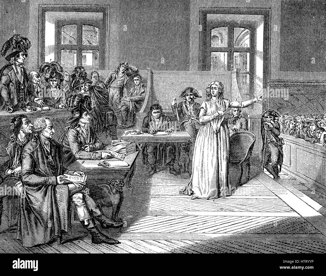 French Revolution Stockfotos & French Revolution Bilder - Alamy