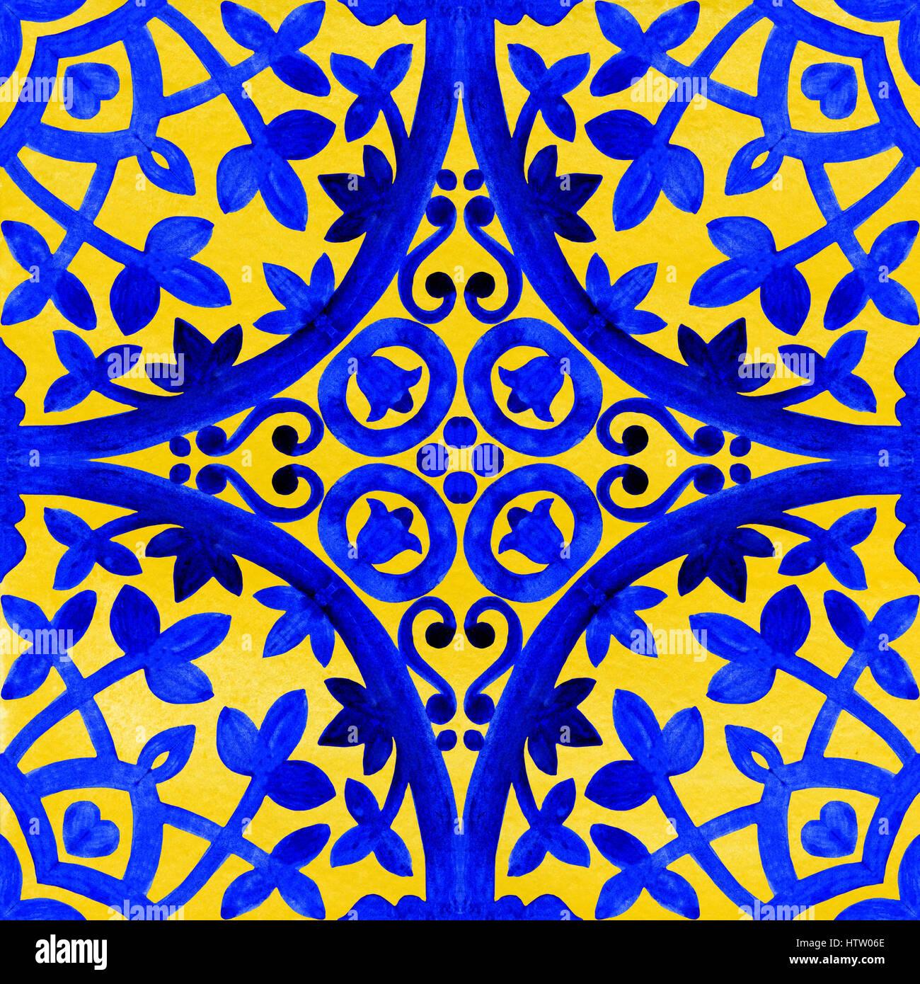 Portugiesischen AzulejoFliesen Blaue Und Weiße Wunderschöne - Tapete portugiesische fliesen