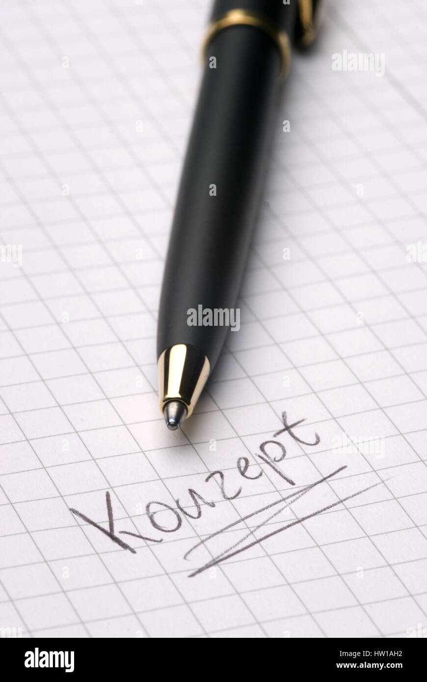 Symbolbild Konzept *** lokalen Caption *** Stockbild