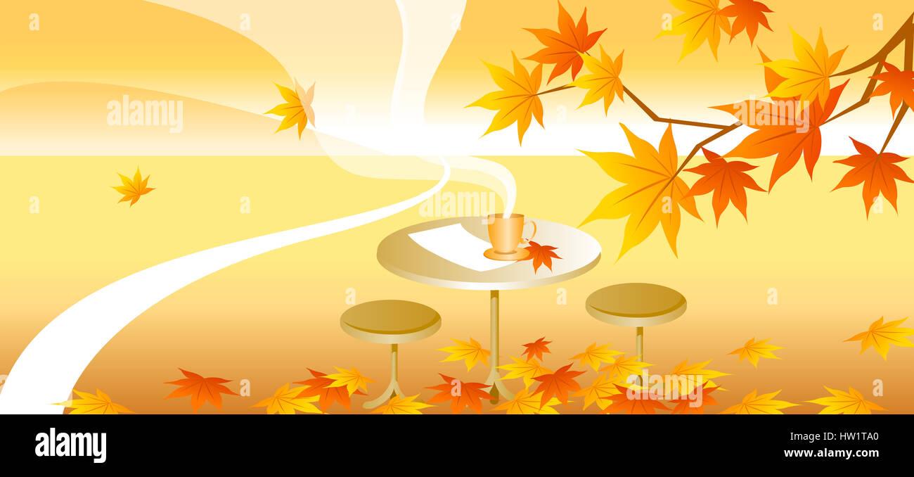 Herbst Clipart Close Up Farbe Farbe Farbe Bild Computer