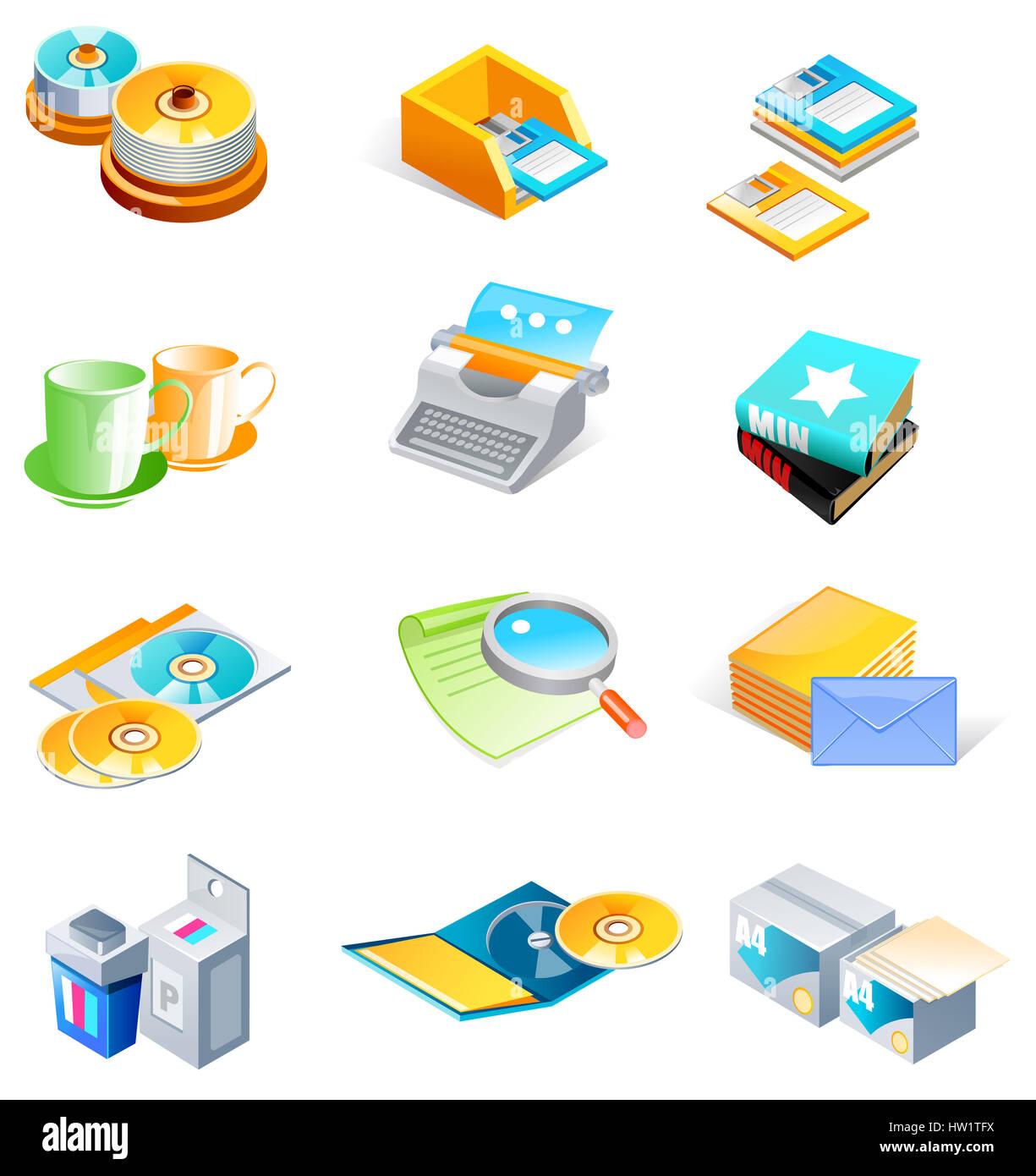 Relativ Batterie, Buch, cd, cd Hülle, cd-rom, Clip Art, Clipart, Farbe JJ31