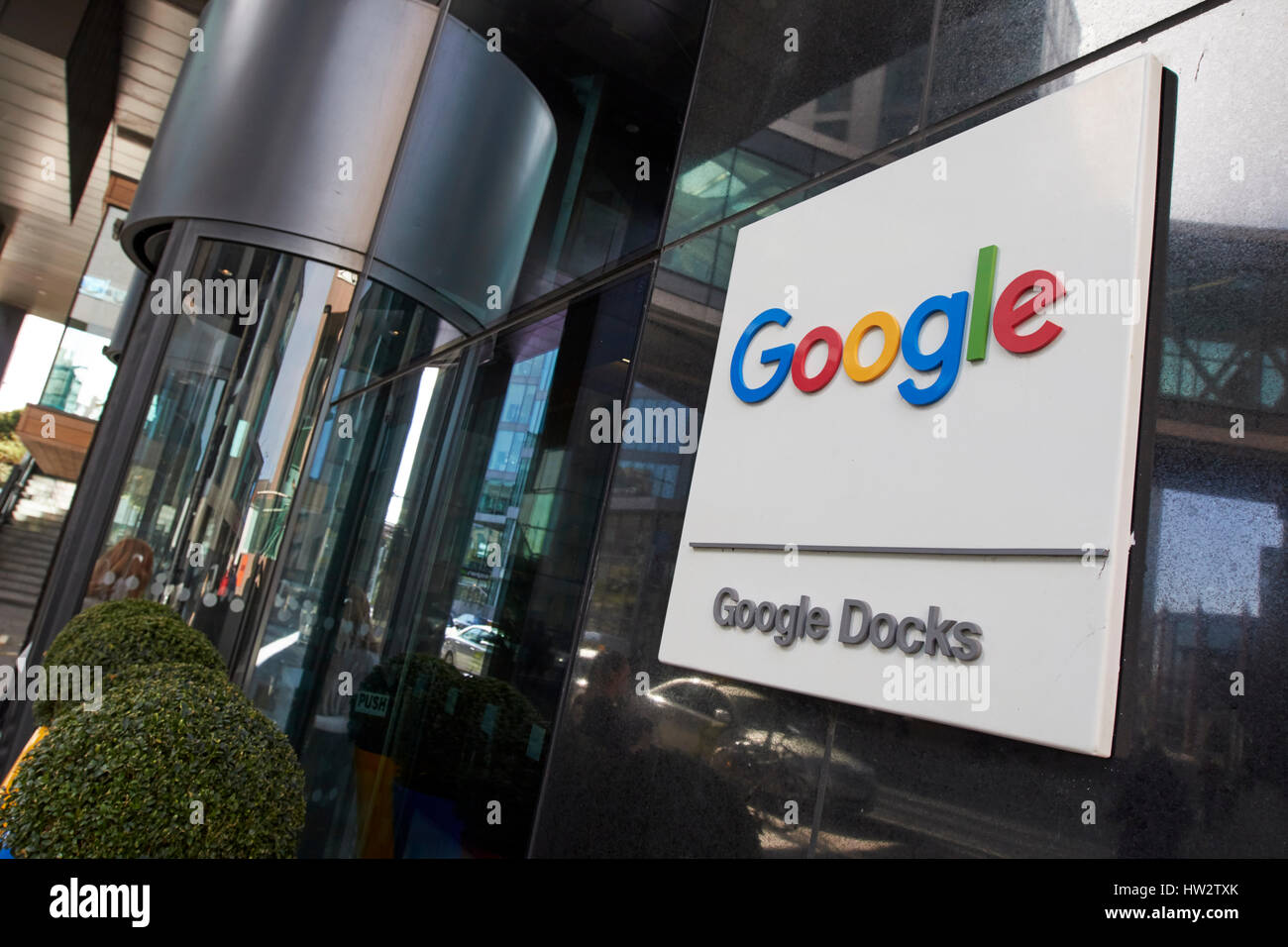 Google Docks Stockfotos & Google Docks Bilder - Alamy