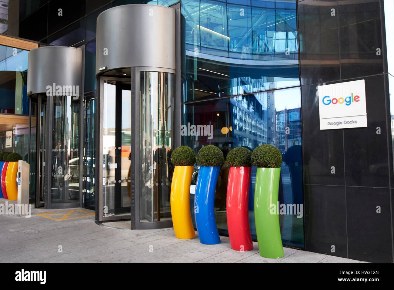 Google Zentrale Irland