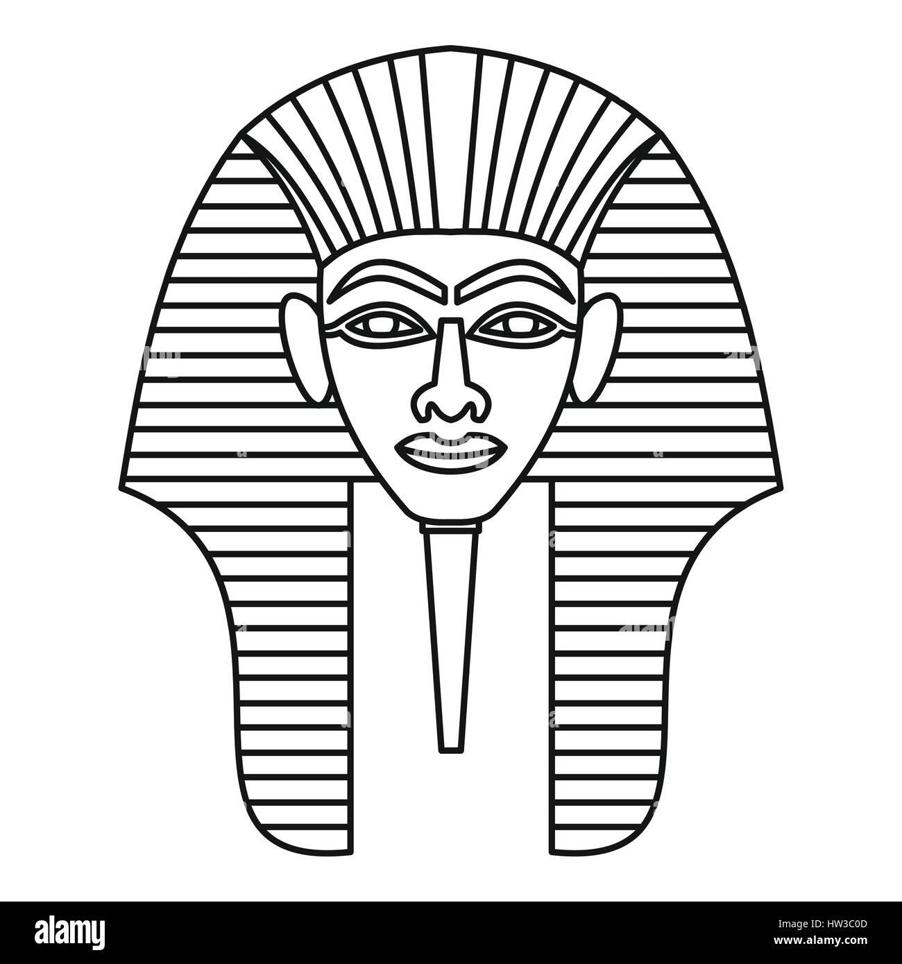 Tolle ägyptische Masken Vorlagen Galerie - Entry Level Resume ...